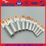 China kupfernes & Öse Aluminiumder draht-Öse-Terminalkabel-Öse-/Bimetall Lug/Cu-Al - China-Kabel-Öse, Verbinder