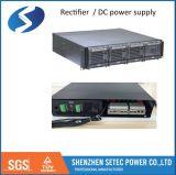 sistema do retificador 220V para a fonte do carregador de bateria e da alimentação de DC
