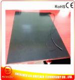 rubberVerwarmer van het Silicone van de Verwarmer van de Printer van 600*850*1.5mm 3D Zwarte
