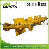 Pompe d'extraction centrifuge de courant de fond vertical lourd d'épaississant