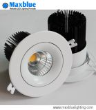 УДАР СИД Downlight CREE триака 0-10V Dali Dimmable 20W 25W