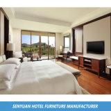 Muebles de madera del hotel con estilo antiguo cómodo del chalet (SY-BS61)