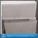 Marmo bianco di cristallo naturale della Cina per le mattonelle di pavimento ed i controsoffitti