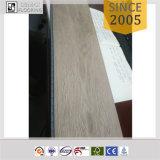 Plancher de vinyle de cliquetis de Lvt avec l'installation facile de plancher de vinyle