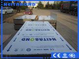 PE enduisant le panneau de mur composé en aluminium de 3.0mm pour la construction de revêtement