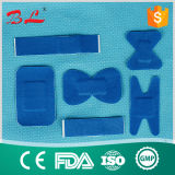 Food Industry (BL-007)를 위한 파란 Elastic Fabric Wound Plaster