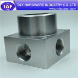 Alta calidad especial sujetador Personalizada CNC pieza de aluminio