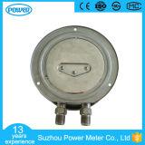 """calibre de pressão diferencial da conexão da parte inferior do aço inoxidável de 6 """" 150mm mais baixo com flange"""