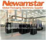 Máquina de sopro do frasco do animal de estimação de Newamstar para empacotar