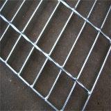 Reja galvanizada de la barra de espaciamiento 30X100 de 25X5m m