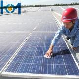 100W al vetro rivestito di vetro del comitato solare dell'Doppio-Arco 300W per il modulo di PV