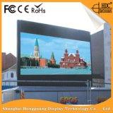 Hohe Helligkeit, die Wand-im Freienbildschirmanzeige des Bildschirm-P6 LED bekanntmacht