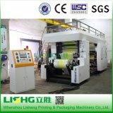 De centrale Machine van de Druk van Flexo van de Zak van het Cement van de Hoge snelheid van de Indruk Kleurrijke