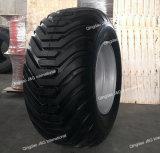 Landwirtschaftlicher Schwimmaufbereitung-Reifen 500/60-22.5 für Schlussteil-Verteiler-Erntemaschine-Tanker-Sortierfächer
