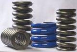 Ressorts hélicoïdaux de compactage d'acier inoxydable de spécialité de haute précision faits en à haut carbone