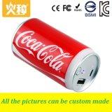 La Banca mobile di potere della casella portatile del coke nel caricatore 10000mAh del telefono mobile