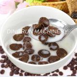 aperitivos hinchados extrusora de procesamiento de alimentos