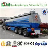 Straßen-Transport 50000 Liter Kraftstofftank-halb LKW-Schlussteil-Benzin-Tanker-