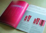 Impresión del catálogo de la impresión en color de Pms