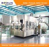 ターンキー天然水の満ちるプラント/純粋な水生産ライン/水びん詰めにする機械