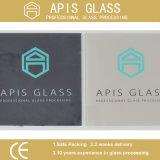 3-12mmのシルクスクリーンの印刷ガラス/装飾的なか着色されたガラス陶磁器のフリットにされた絵画によって強くされるガラス
