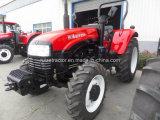 Tractor del motor del cilindro del tractor 90HP/100/110/120HP 4 de Fowo