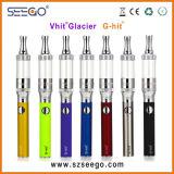 E-Sigaretta del vaporizzatore del nuovo di brevetto di Seego migliore ghiacciaio di Vhit con il globo di vetro