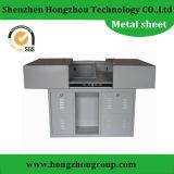 Fabricación de metal de hoja para los recintos grandes de la máquina