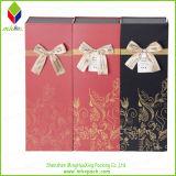 Silbernes Papier-Geschenk-Schmucksache-Großhandelskasten mit dem süssen Verpacken