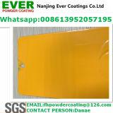 Polvere Ral1037 che ricopre la vernice lucida liscia della polvere poliestere/dell'epossidico