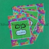Verkaufs-Handbeutel mit buntem kundenspezifischem Firmenzeichen