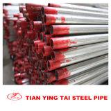 Tubulação BS1387 de aço padrão