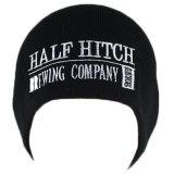 Gli uomini su ordinazione Plain i Beanies ricamati cappello di inverno