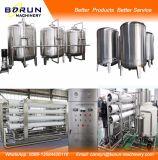 Chaîne de production remplissante d'eau potable