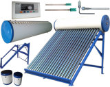 Collecteur solaire non-pressurisé de chauffe-eau/chauffe-eau