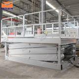Table élévatrice de ciseaux de l'entrepôt Cargo1000kg DIY