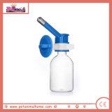 Tagliare la fontana di acqua dell'ugello dell'acqua dell'animale domestico nei colori differenti, dentellare