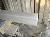 Cornice branco puro da gipsita com pó natural e fibra de vidro reforçada
