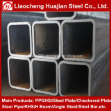 Tubo rettangolare dell'acciaio inossidabile di alta qualità per la decorazione