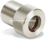 고품질 정밀도에 의하여 기계로 가공된 금관 악기 똑바른 빠른 유압 관 연결을 연결한다