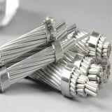 Acsの長スパンの送電線のためのアルミニウム覆われた鋼鉄繊維ワイヤー