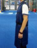 0.35mmpb二重X線の保護鉛ゴムの衣類