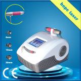 Máquina portable de la cavitación de la terapia de la onda expansiva de la última tecnología