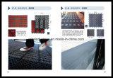 Stuoia di collegamento modulare quadrata della pavimentazione per i posti commerciali