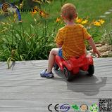 Decking compuesto al aire libre amistoso elegante de Eco (TS-04A)