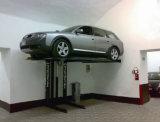 2개 수준은 포스트 차 엘리베이터 유압 주차 상승을 골라낸다