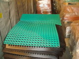 Do banheiro de borracha do Matting da agricultura esteira de borracha da borracha da drenagem da esteira