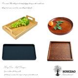 Het Houten Dienblad van de Douane van Hongdao met Verscheidene Stijlen Wholesale_L