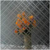 Hoja CR304 Serie decorativo Aguafuerte Acabado Acero inoxidable