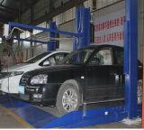 Подъем подъема стоянкы автомобилей автомобиля 2 столбов автоматический/с столбом можно делить